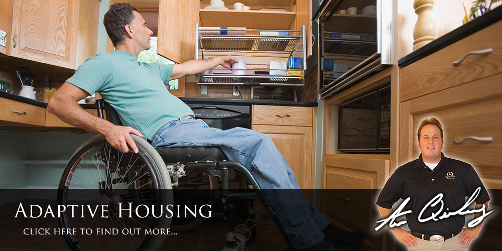Adaptive Housing Contractor - Fort Worth, Texas