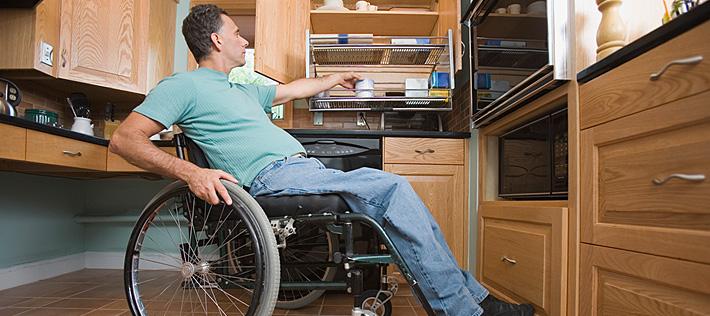 SHA Grant Programs, Veterans Adapted Housing