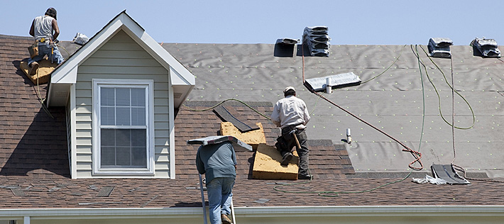 Roofing Contractor - Burleson, Texas